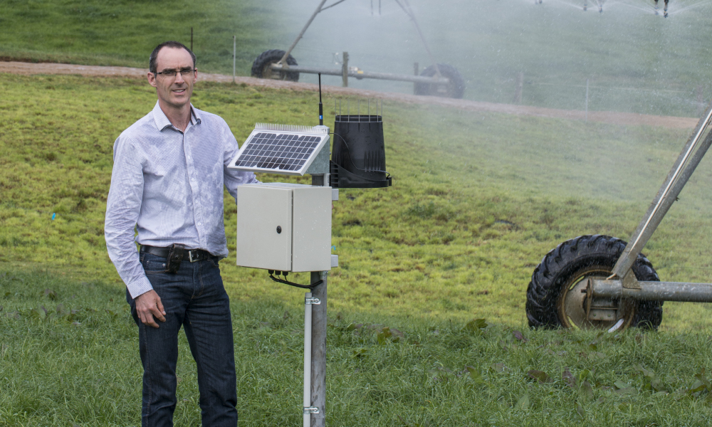 Irrigation tool helps farmers get more crop for their drop