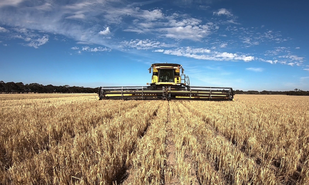 """""""Once more unto the breach"""" for Aussie veterans mobilised through Operation Grain Harvest Assist"""
