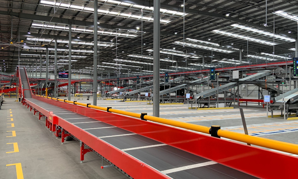 Australia Post opens new $30m Adelaide Parcel Facility