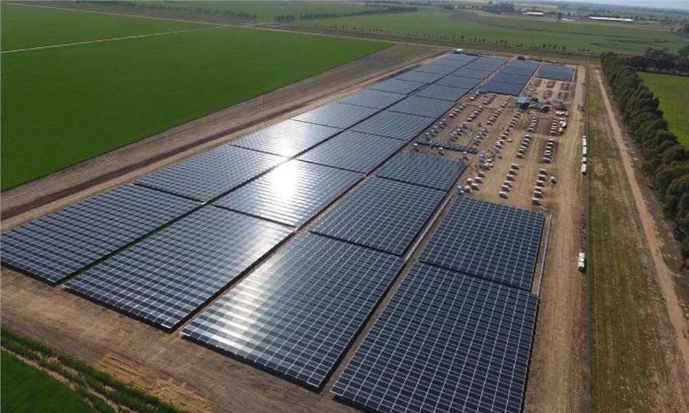 CBA backs Providence Asset Group's portfolio of 10 community-based solar farms