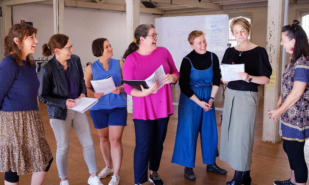 Regional teachers invited to apply for Shakespeare mentorship