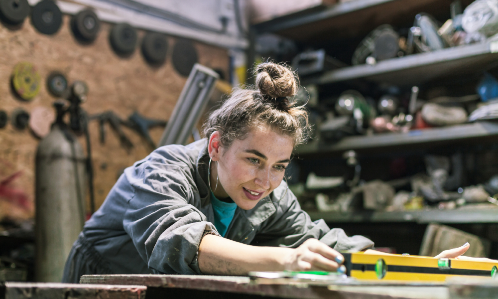 Female students encouraged to explore trades